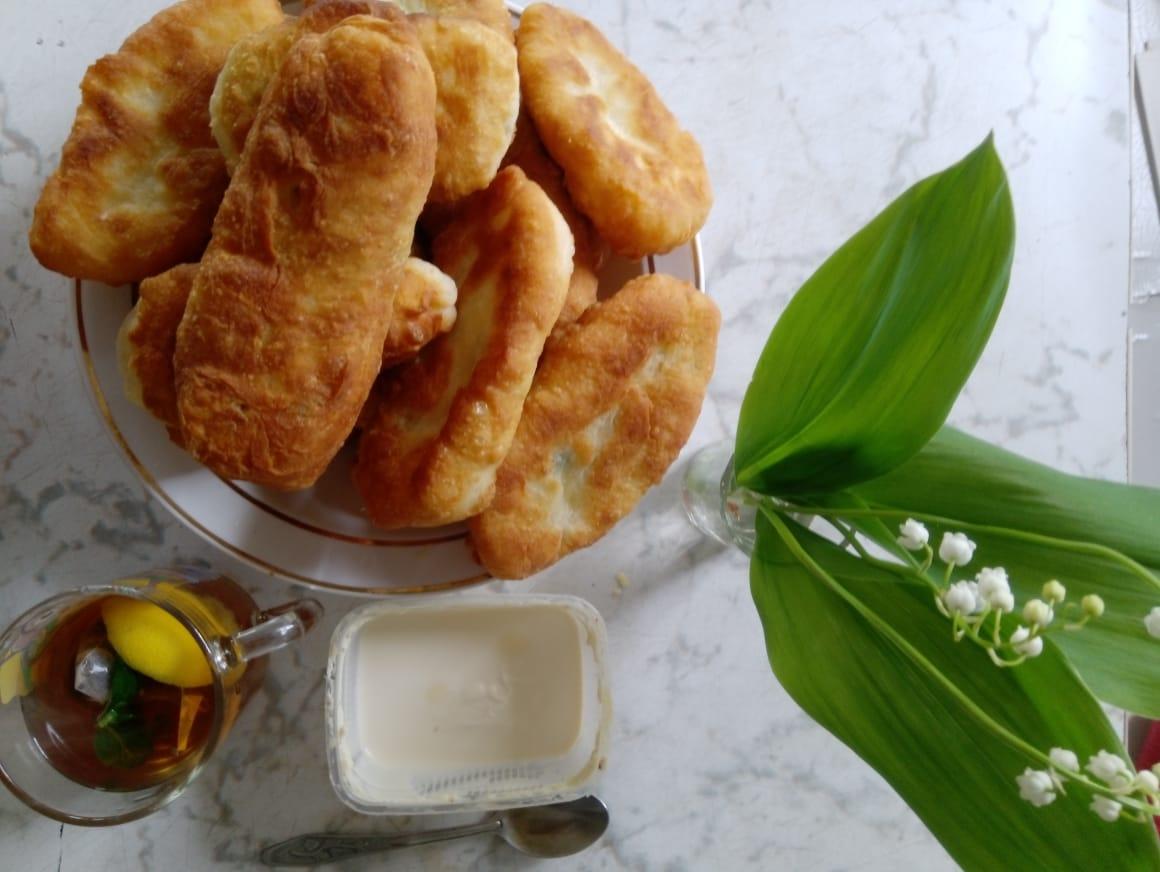 «Пирог экономный» из рубрики Домашний пир.