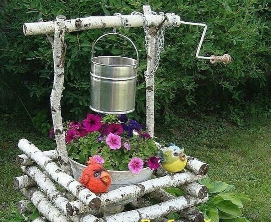 «Давайте вместе землю украшать! Сажать цветы и радоваться чуду…» из рубрики Восадули