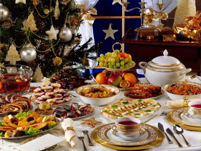 «Рождественский гусь» из рубрики Домашний пир