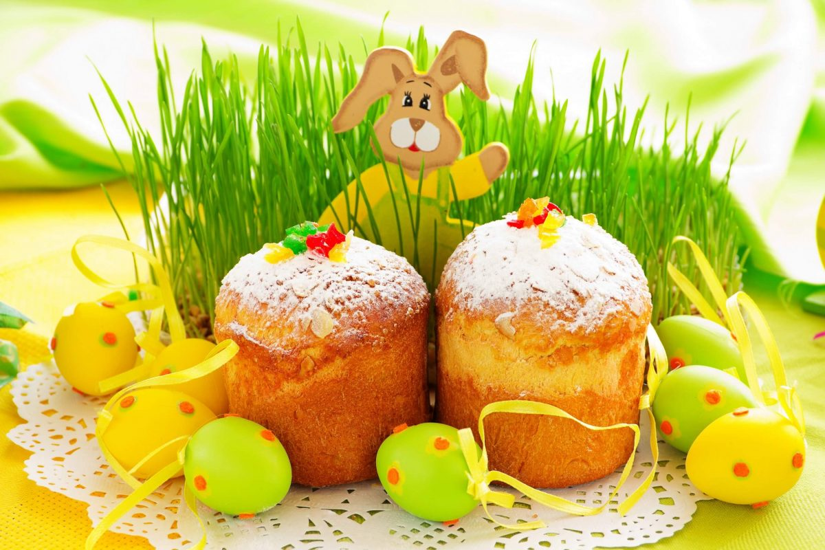 «Счастливой Пасхи, друзья!» из рубрики Домашний пир
